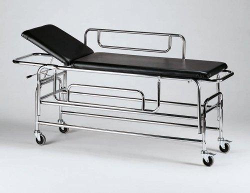 Pacientský vozík s pevnou horní částí - C120050