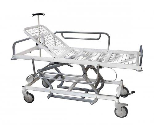Pacientský vozík s proměnlivou výškou - C120025