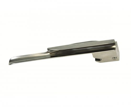 Laryngoskop MILLER lžíce vláknová optika 100061