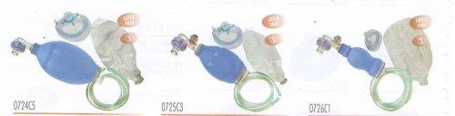 PVC reanimační vak dětský 0725C3