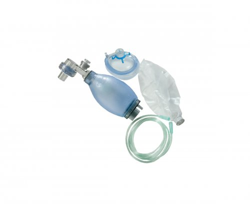 Rasuscitační vak z PVC pro dospělé 0734C5