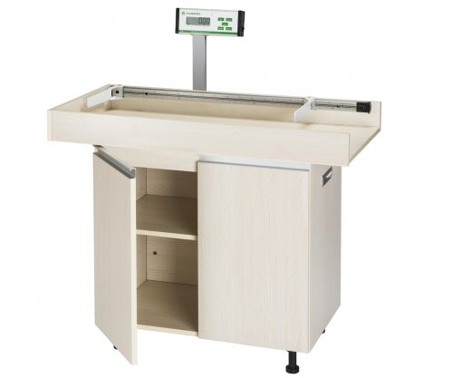 Přebalovací stůl s váhou S7850