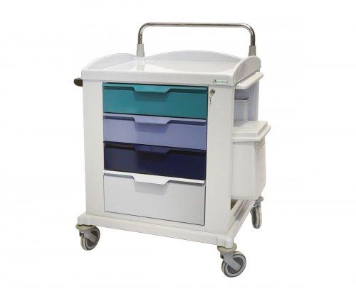 Zdravotní - multifunkční vozík 01.6190