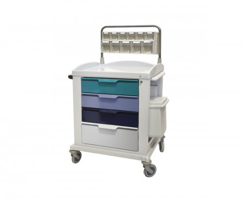 Medikační vozík 01.6193