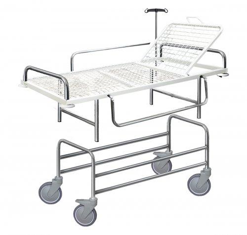 Pacientský vozík - s odnímatelnou horní částí 01.1230.00