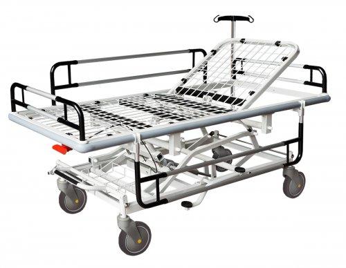 Pacientský vozík s proměnlivou výškou C120031