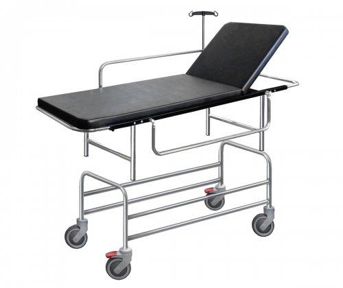 Vozík pro pacienty s odnímatelnou vrchní částí - C120051
