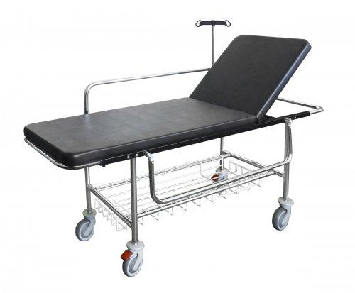 Vozík pro pacienty s pevnou horní částí - C120050